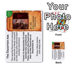Proroctvi By Monkeyml   Multi Purpose Cards (rectangle)   Ht0h2qsz2zd5   Www Artscow Com Front 29