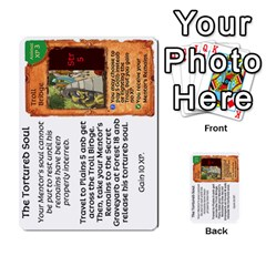 Proroctvi By Monkeyml   Multi Purpose Cards (rectangle)   Ht0h2qsz2zd5   Www Artscow Com Front 30