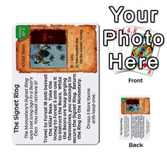 Proroctvi By Monkeyml   Multi Purpose Cards (rectangle)   Ht0h2qsz2zd5   Www Artscow Com Front 4
