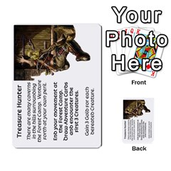 Proroctvi By Monkeyml   Multi Purpose Cards (rectangle)   Ht0h2qsz2zd5   Www Artscow Com Front 31