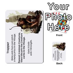 Proroctvi By Monkeyml   Multi Purpose Cards (rectangle)   Ht0h2qsz2zd5   Www Artscow Com Front 32