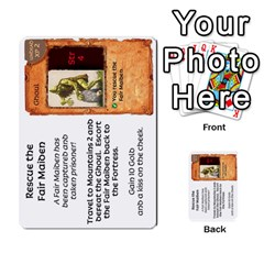 Proroctvi By Monkeyml   Multi Purpose Cards (rectangle)   Ht0h2qsz2zd5   Www Artscow Com Front 34