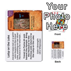 Proroctvi By Monkeyml   Multi Purpose Cards (rectangle)   Ht0h2qsz2zd5   Www Artscow Com Front 36