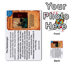 Proroctvi By Monkeyml   Multi Purpose Cards (rectangle)   Ht0h2qsz2zd5   Www Artscow Com Front 38