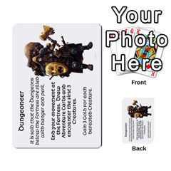 Proroctvi By Monkeyml   Multi Purpose Cards (rectangle)   Ht0h2qsz2zd5   Www Artscow Com Front 39