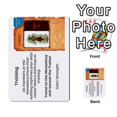 Proroctvi By Monkeyml   Multi Purpose Cards (rectangle)   Ht0h2qsz2zd5   Www Artscow Com Front 5