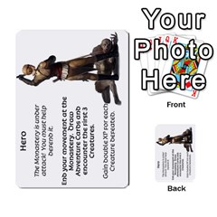 Proroctvi By Monkeyml   Multi Purpose Cards (rectangle)   Ht0h2qsz2zd5   Www Artscow Com Front 41