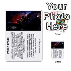 Proroctvi By Monkeyml   Multi Purpose Cards (rectangle)   Ht0h2qsz2zd5   Www Artscow Com Front 46