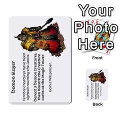Proroctvi By Monkeyml   Multi Purpose Cards (rectangle)   Ht0h2qsz2zd5   Www Artscow Com Front 47