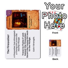 Proroctvi By Monkeyml   Multi Purpose Cards (rectangle)   Ht0h2qsz2zd5   Www Artscow Com Front 48