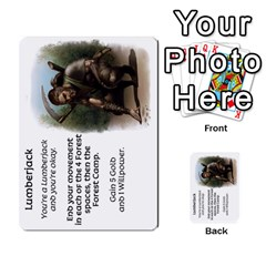 Proroctvi By Monkeyml   Multi Purpose Cards (rectangle)   Ht0h2qsz2zd5   Www Artscow Com Front 49