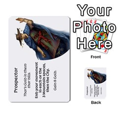 Proroctvi By Monkeyml   Multi Purpose Cards (rectangle)   Ht0h2qsz2zd5   Www Artscow Com Front 50