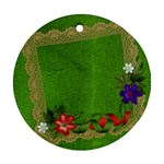 Holiday Ornament - Ornament (Round)