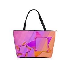 Stars By Add In Goodness And Kindness   Classic Shoulder Handbag   Sil9jjjq6uwg   Www Artscow Com Front