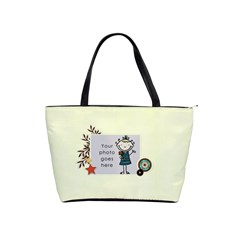 Cream Delight By Albums To Remember   Classic Shoulder Handbag   Zl15wc6fixqp   Www Artscow Com Front