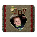 Christmas Mousepad #1 - Large Mousepad