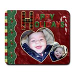 Christmas Mousepad #2 - Large Mousepad