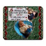 Christmas Mousepad #3 - Large Mousepad