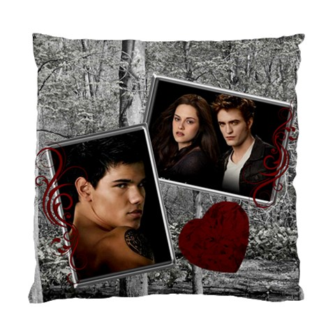 Twilight Pillow By Jennifer Zelm   Standard Cushion Case (one Side)   Q7uji0igyv7b   Www Artscow Com Front