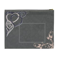 What A Sweetheart Cosmetic Bag 2 By Catvinnat   Cosmetic Bag (xl)   Wc0hp82rwc8e   Www Artscow Com Back