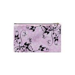 Bridal Cosmetic Bag Lavendar By Catvinnat   Cosmetic Bag (small)   W5cyzoa1yelc   Www Artscow Com Back