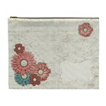 Floral - Cosmetic Bag (XL)