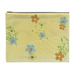 Floral2 - Cosmetic Bag (XL)
