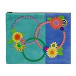 Fun Flowers - Cosmetic Bag (XL)