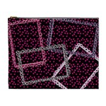 Crazy Fun Fur - Cosmetic Bag (XL)