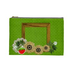 Berry By Mikki   Cosmetic Bag (large)   7onc35ukgh2e   Www Artscow Com Front