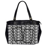 Cow Print - Oversize Office Handbag (2 Sides)