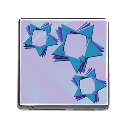 Stars1 By Add In Goodness And Kindness   Memory Card Reader (square)   Psqjmbg5t7u0   Www Artscow Com Front