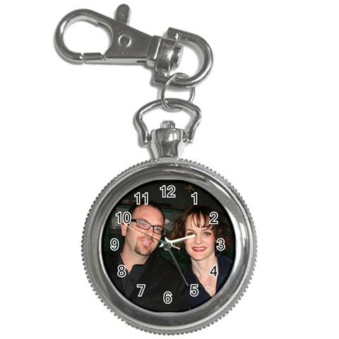 Parker Work By Pat   Key Chain Watch   0la88xxs1693   Www Artscow Com Front