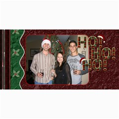 Ho Ho Ho Cards By Lil    4  X 8  Photo Cards   Hid2rl0gkbvh   Www Artscow Com 8 x4 Photo Card - 1