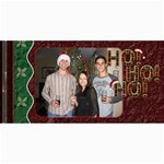 Ho Ho Ho Cards - 4  x 8  Photo Cards