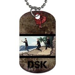 Dsk3 Tag By Cindy   Dog Tag (two Sides)   Y4fyz4hbf4ov   Www Artscow Com Back
