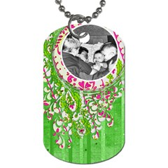 Mommy s Dog Tag By Brookieadkins Yahoo Com   Dog Tag (two Sides)   Z9u96g3fus7o   Www Artscow Com Front