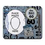 60th Birthday Mousepad - Large Mousepad