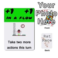 Rat Race 8 1  Part 2 By Jeroen Geenen   Playing Cards 54 Designs   R30xikyknkzi   Www Artscow Com Front - Diamond3
