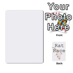 Rat Race 8 1  Part 2 By Jeroen Geenen   Playing Cards 54 Designs   R30xikyknkzi   Www Artscow Com Front - Club9