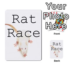 Rat Race 8 1  Part 1 By Jeroen Geenen   Playing Cards 54 Designs   Mxi6ue0e0jaa   Www Artscow Com Back