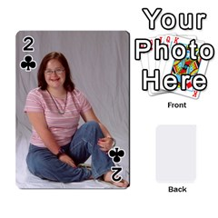 Card Deck By Pamela Yelverton   Playing Cards 54 Designs   Flojg3gr5g5h   Www Artscow Com Front - Club2