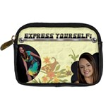 Express Yourself Camera Case - Digital Camera Leather Case