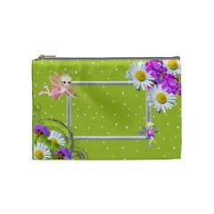 Cosmetic Bag 1 By Snackpackgu   Cosmetic Bag (medium)   3n240rpmdzda   Www Artscow Com Front