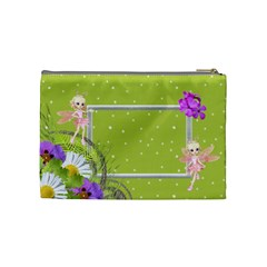 Cosmetic Bag 1 By Snackpackgu   Cosmetic Bag (medium)   3n240rpmdzda   Www Artscow Com Back