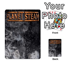Planet Steam   Fr   Order X3 By Whisper   Playing Cards 54 Designs   Lgekljkkmvu0   Www Artscow Com Back