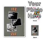 2010 Black Vienna 2 Cash And Dogs KB - Multi-purpose Cards (Rectangle)
