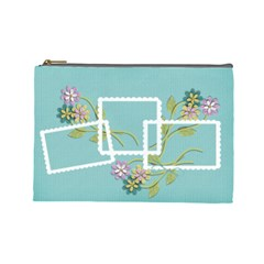 Cosmetic Case  Large  Template By Jennyl   Cosmetic Bag (large)   Diwnicwf1kd1   Www Artscow Com Front