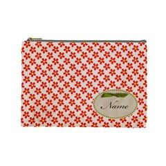 Cosmetic Case  Large  Template By Jennyl   Cosmetic Bag (large)   J36io7owqgry   Www Artscow Com Front