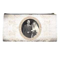 Art Nouveau Antique Lace Pencil Case By Catvinnat   Pencil Case   Edwq8shb5lrr   Www Artscow Com Back